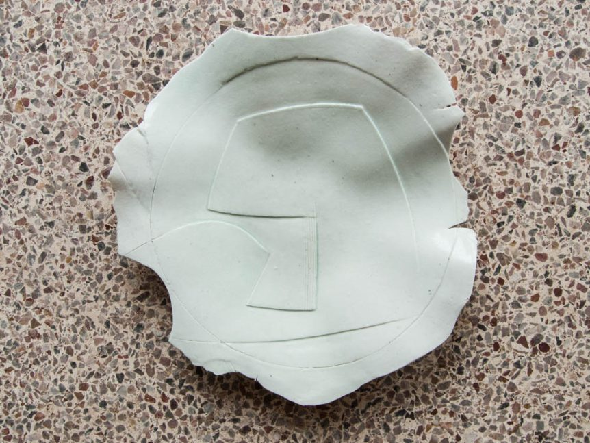 Porcelain Plate shapes 2